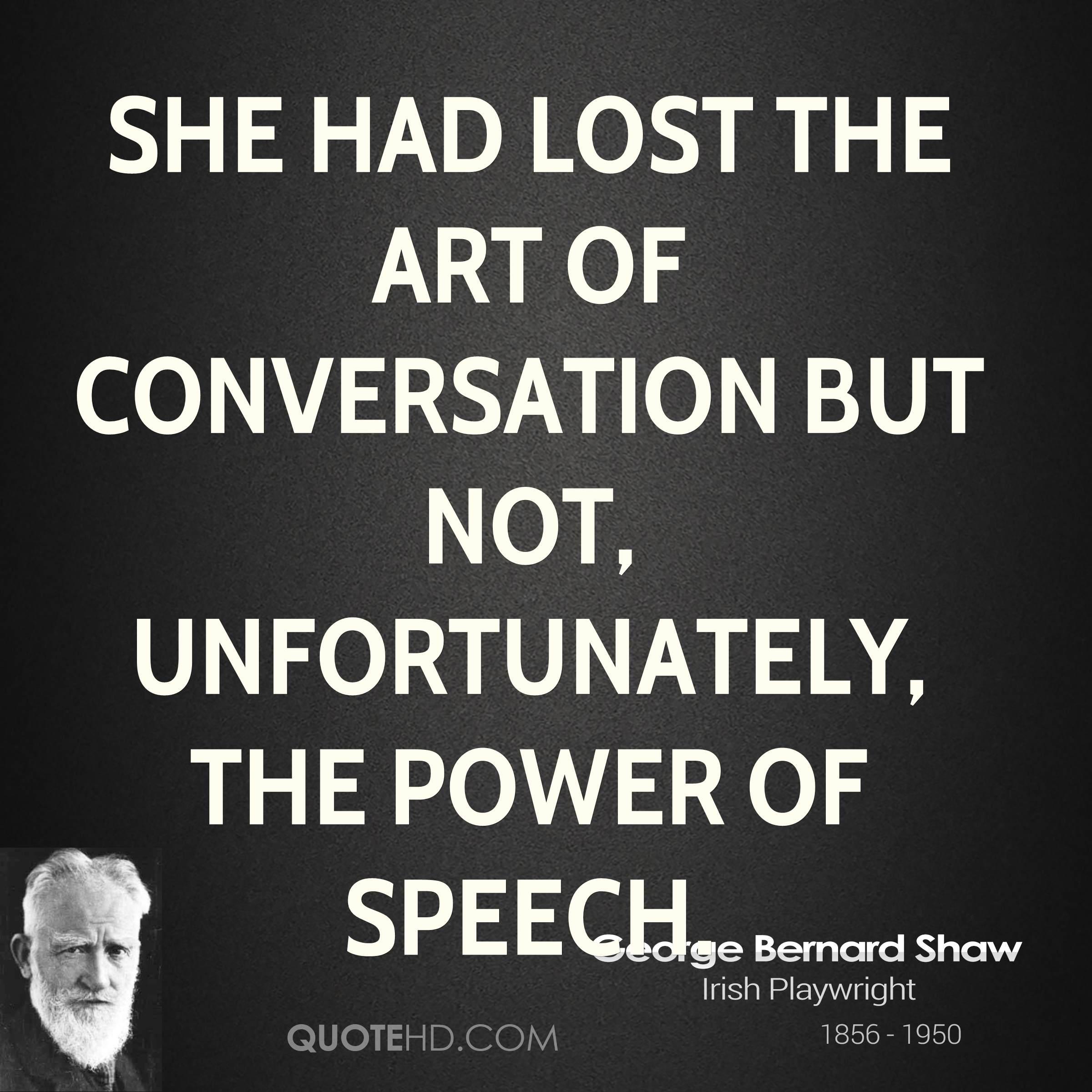 george-bernard-shaw-dramatist-she-had-lost-the-art-of-conversation