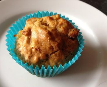 Annabel Karmel pineapple and raisin muffins