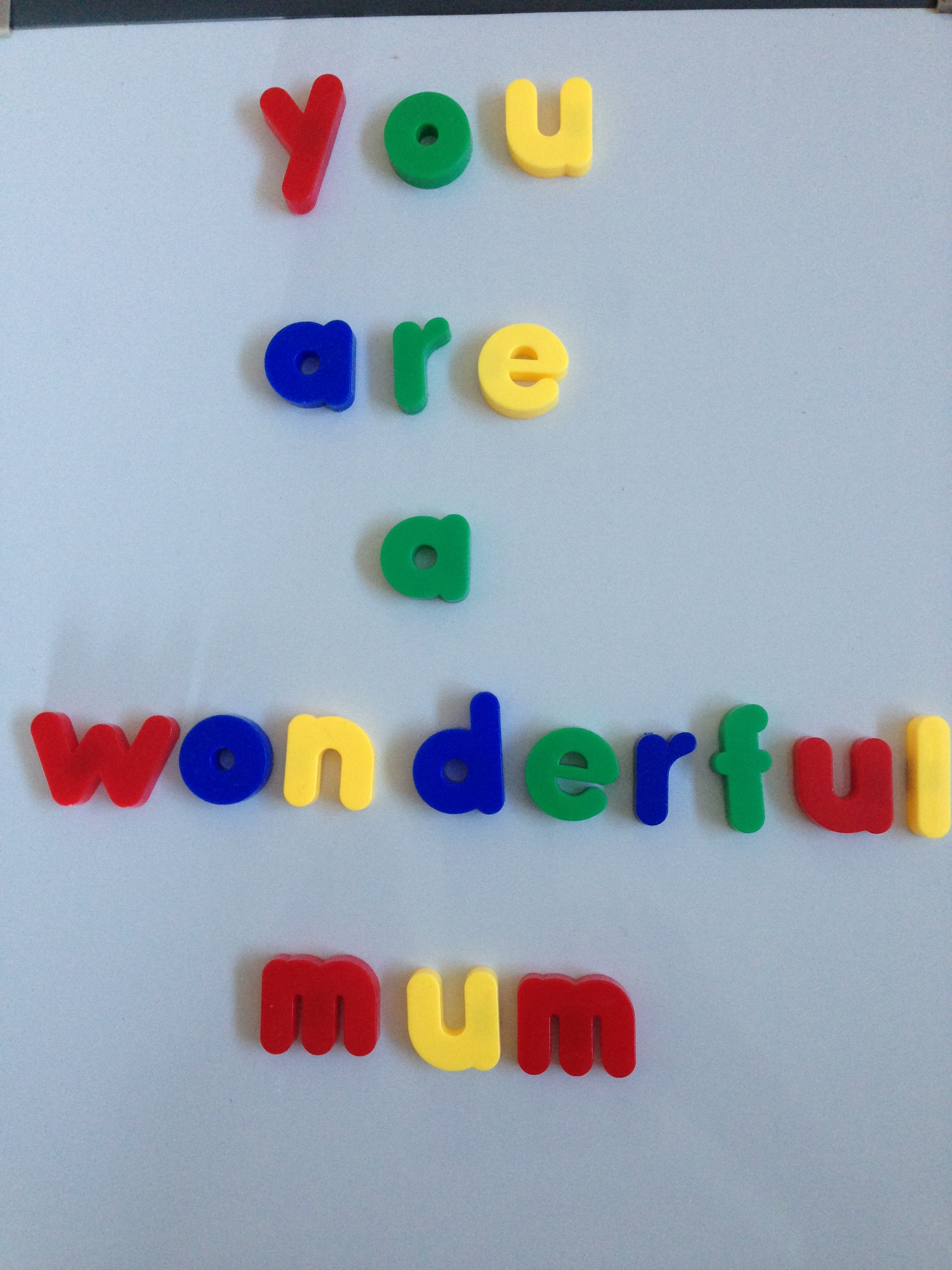 You Are A Wonderful Mum