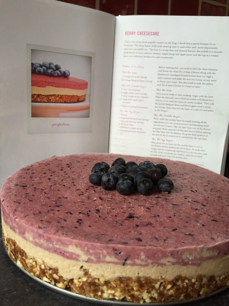 Berry Cheesecake 7