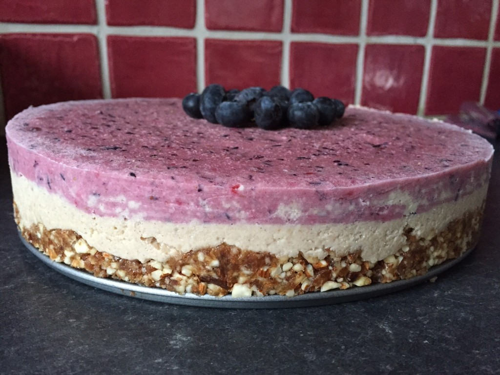 Berry Cheesecake 9