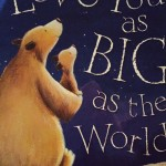 Book I Love You As Big As The World