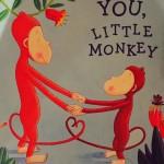 Book I Love You Little Monkey