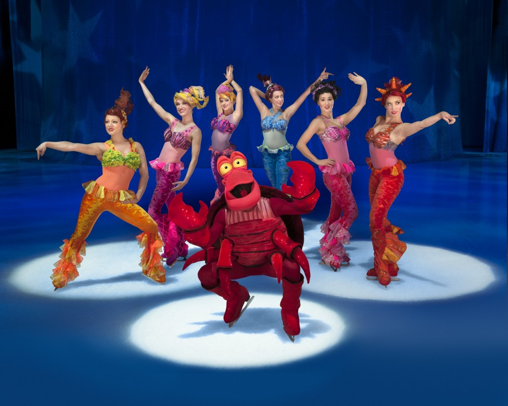 Disney On Ice Sebastian