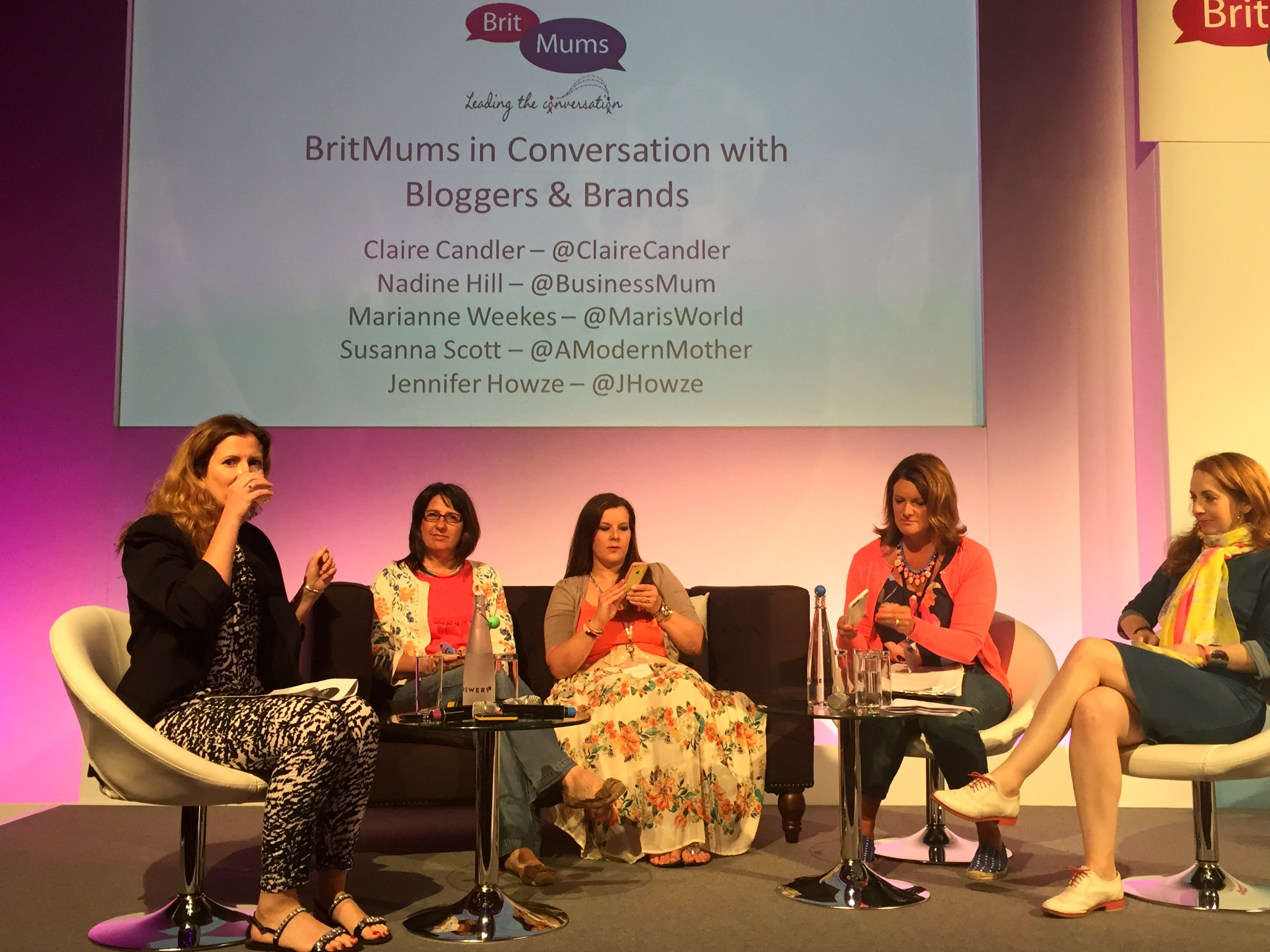 Blogging advice  Britmums Live