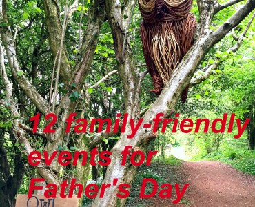 Father's Day events Cardiff 2015