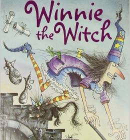 Winnie the Witch by Valerie Thomas and Korky Paul