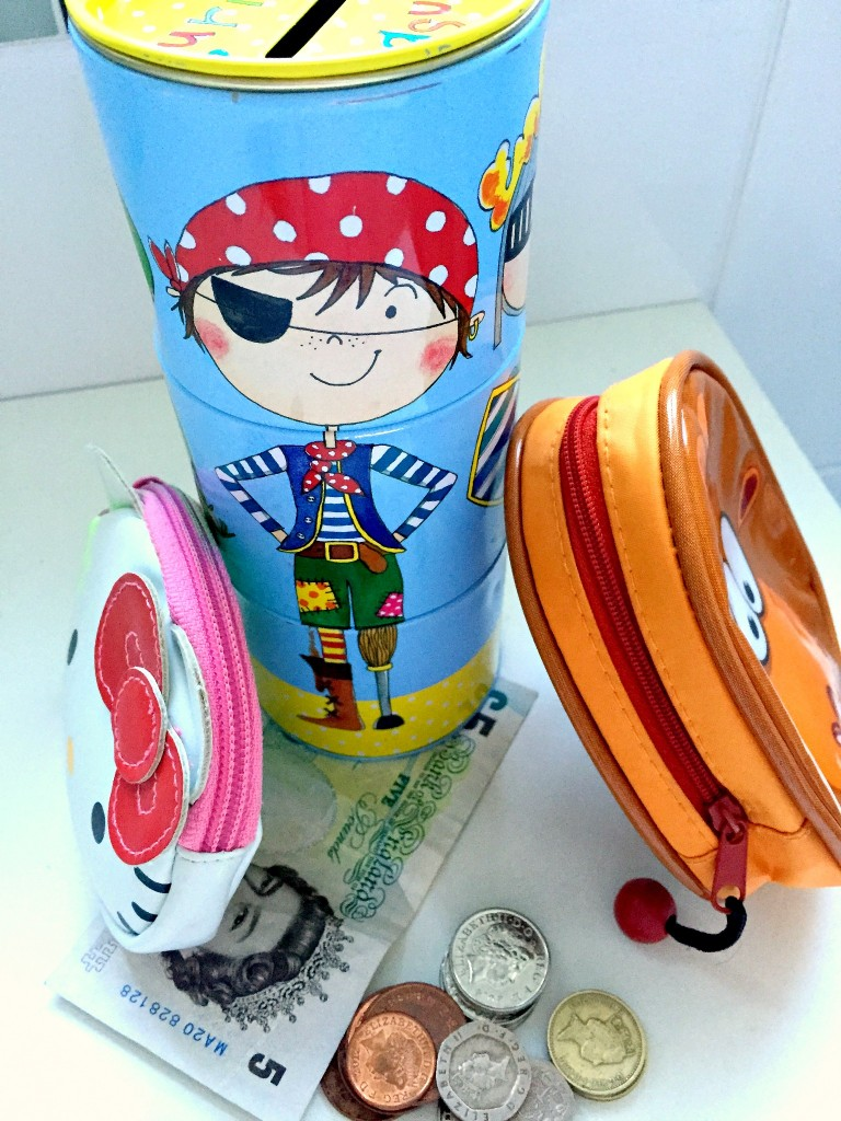 children pocket money
