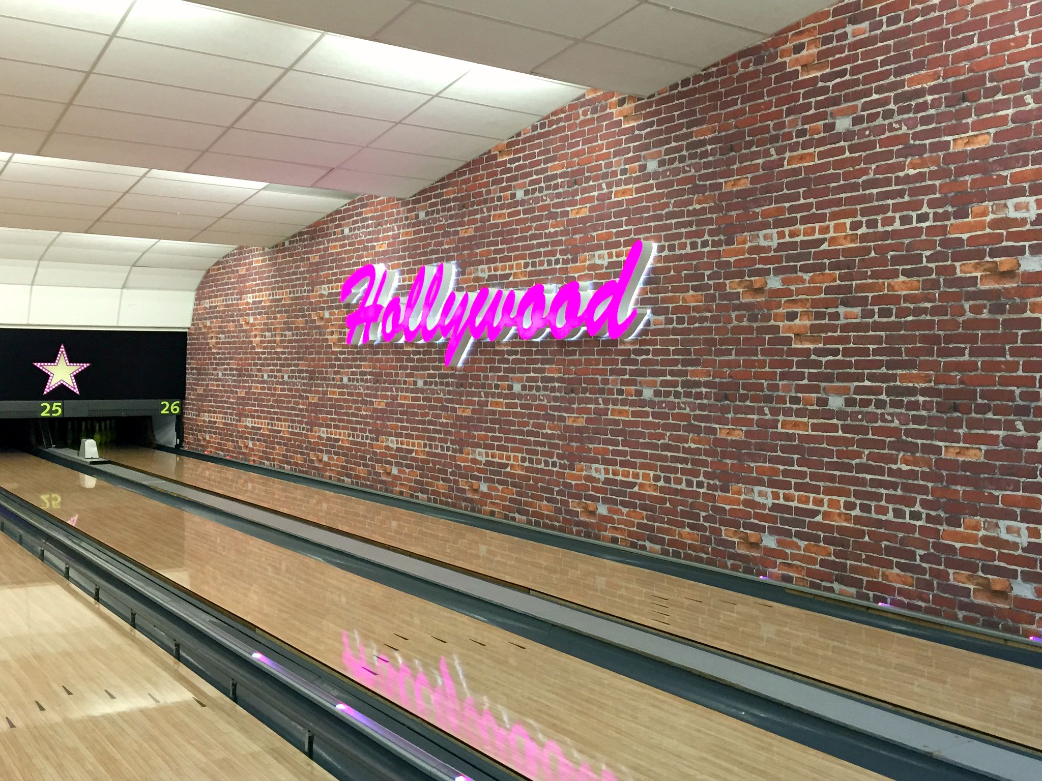 Hollywood Bowl Cardiff Bay