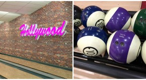 Bowling Collage