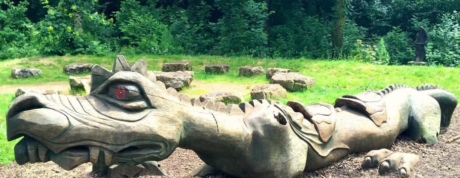 Fforest Fawr Sculpture Trail