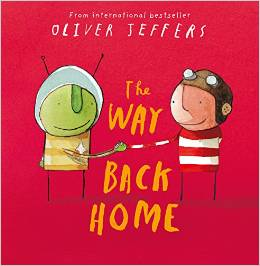 The Way Back Home Oliver Jeffers