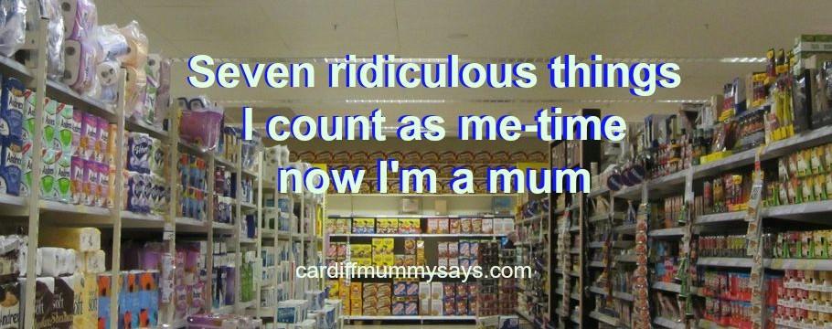 me time mum