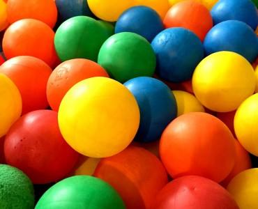 Soft Play Balls