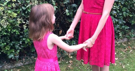 The Same Pink Dress