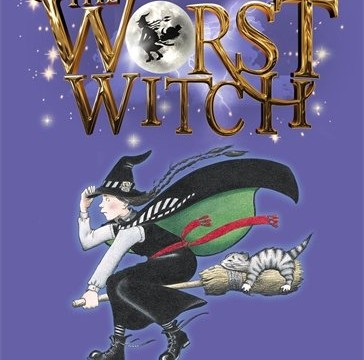 The Worst Witch by Jill Murphy