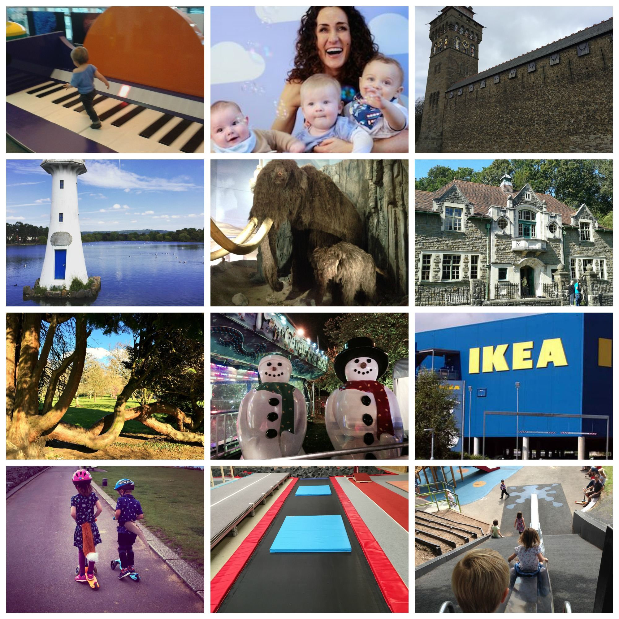 26112015 30 things Cardiff parents will know collage