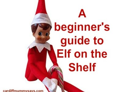 a beginner's guide to elf on the shelf