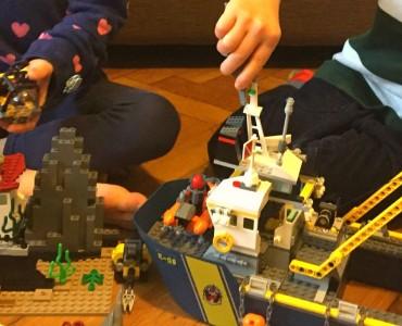 Cardiff Mummy Says Argos Lego photo cropped 1