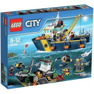 Lego City Explorers Deep Sea Exploration Vessel