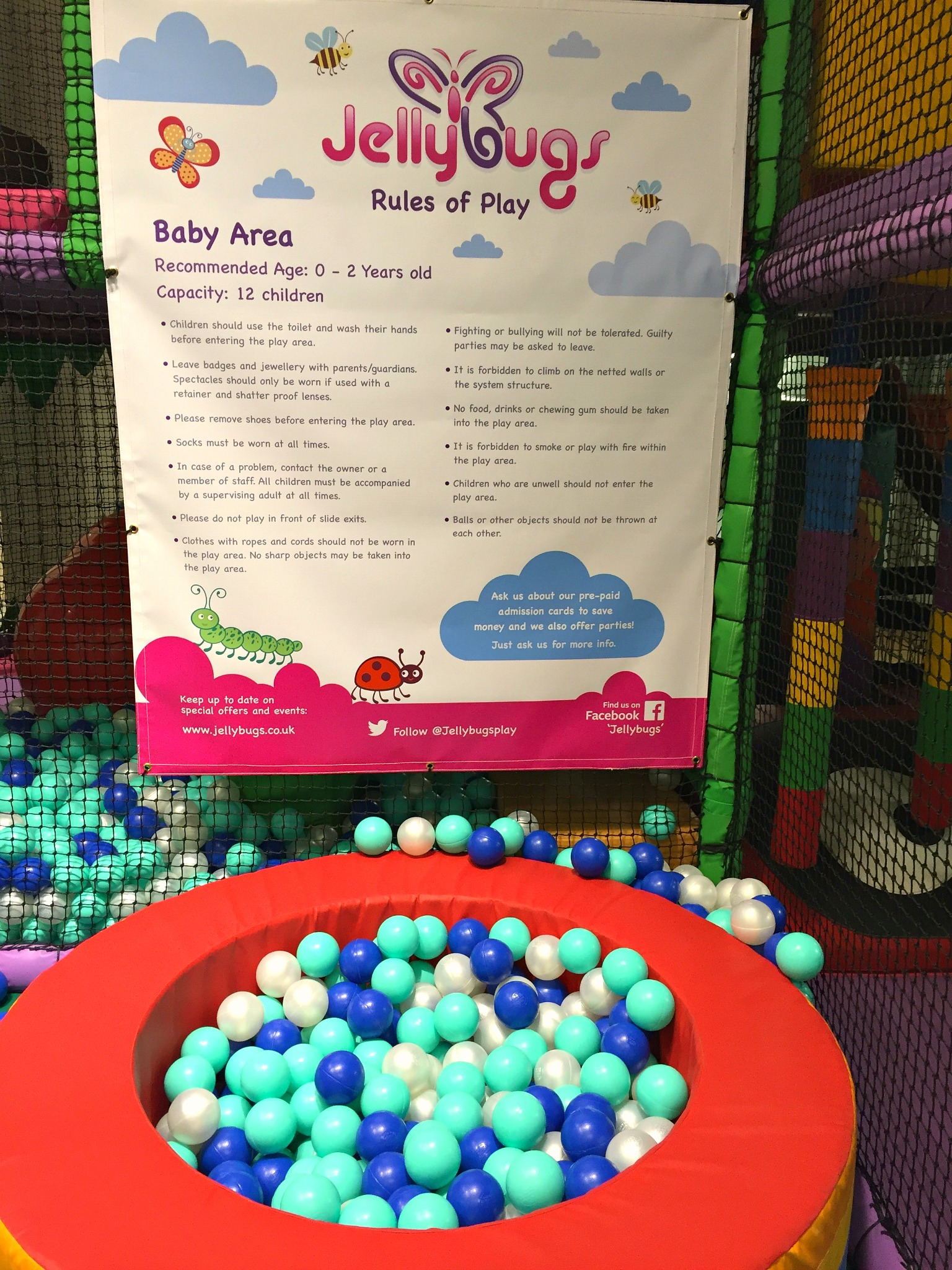 Mothercare softplay 5