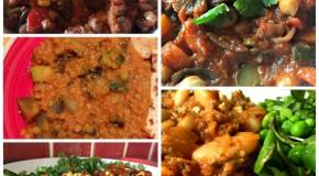 10012016 Five healthy recipes