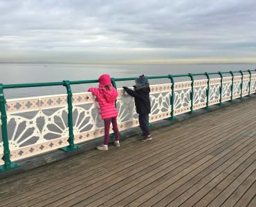 16012016 Penarth Pier 7