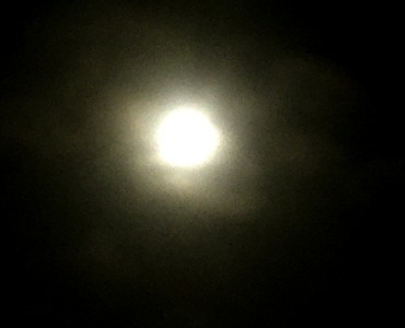 full moon affects children's behaviour