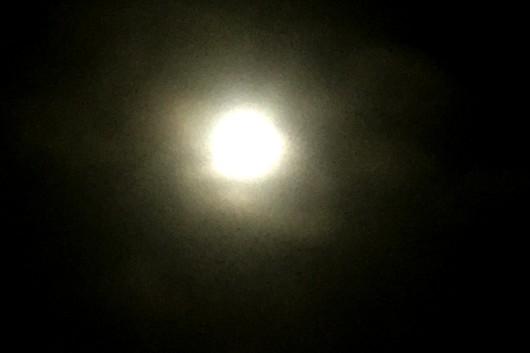 full moon affects children's behaviour
