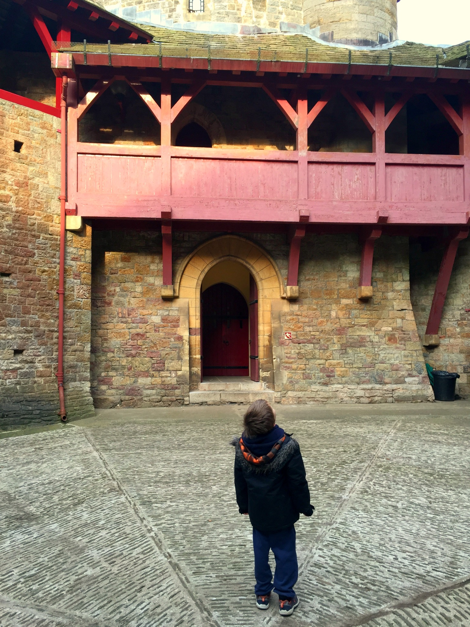 Castell Coch 19