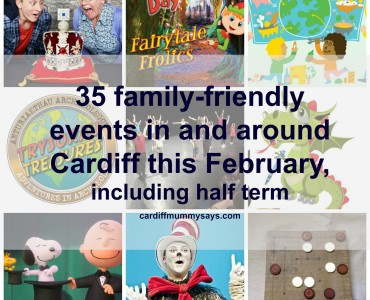 February 2016 Family Friendly Events with text