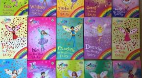 Rainbow magic books by Daisy Meadows
