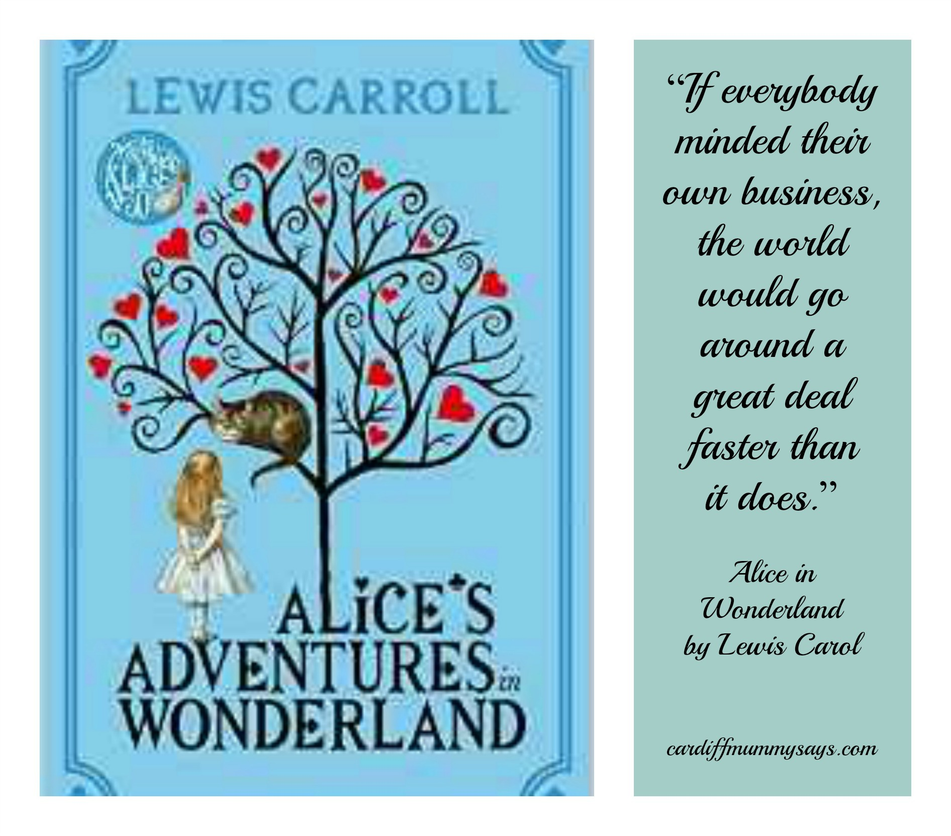 Alice In Wonderland Book Quotes: 16 Inspiring Quotes From Children's Books In Celebration