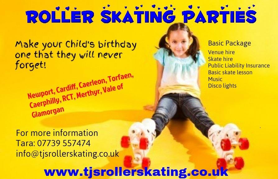 TJs roller skating