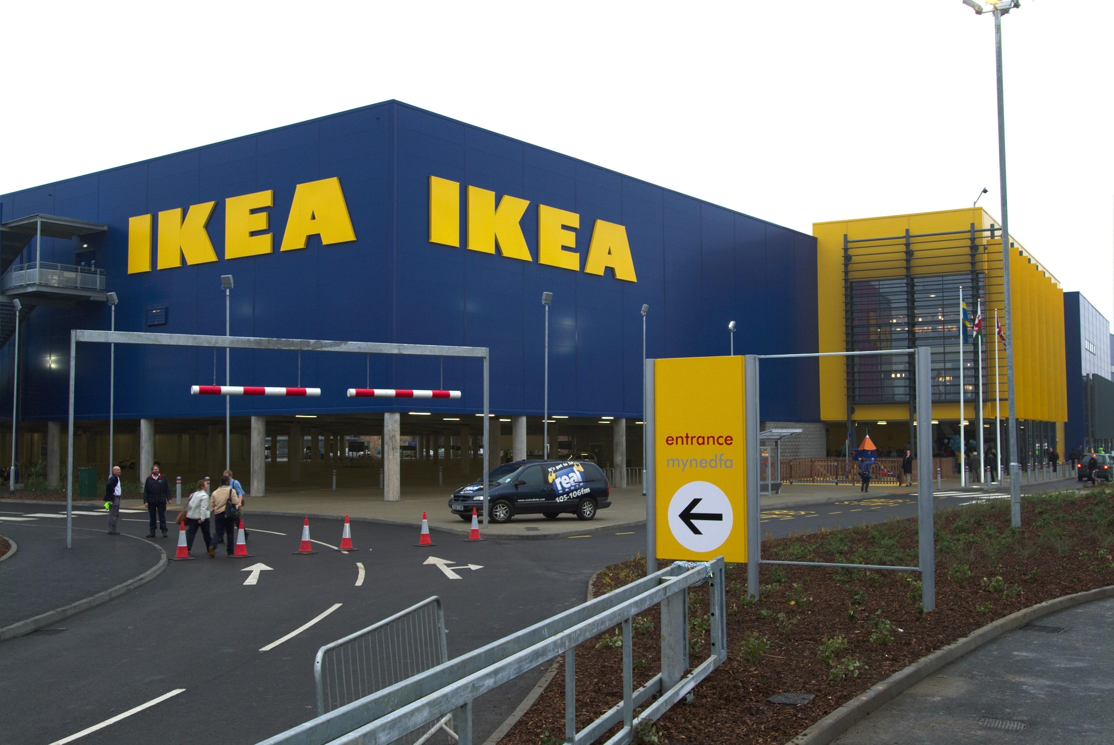 Ikea Cardiff Bay