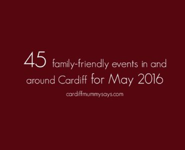 May family-friendly events 2