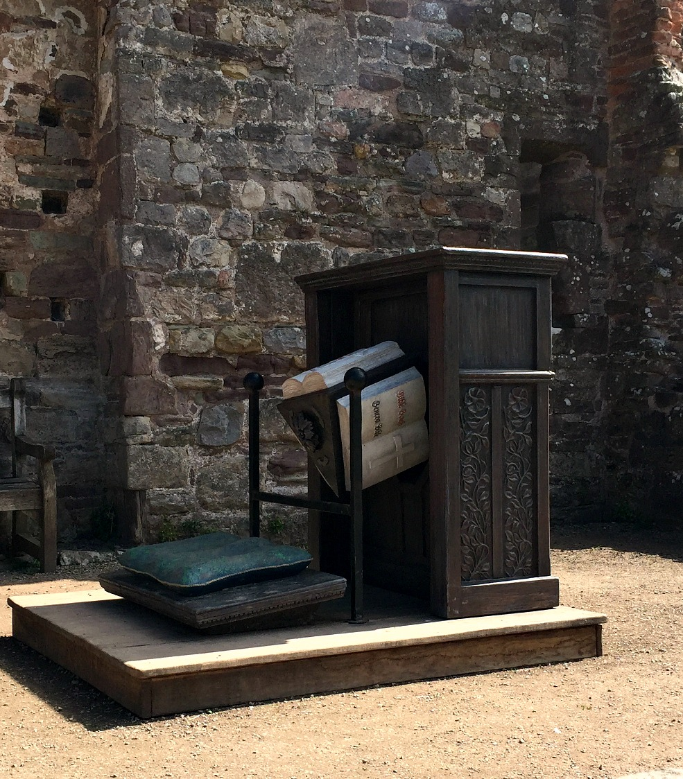 Raglan Castle 13