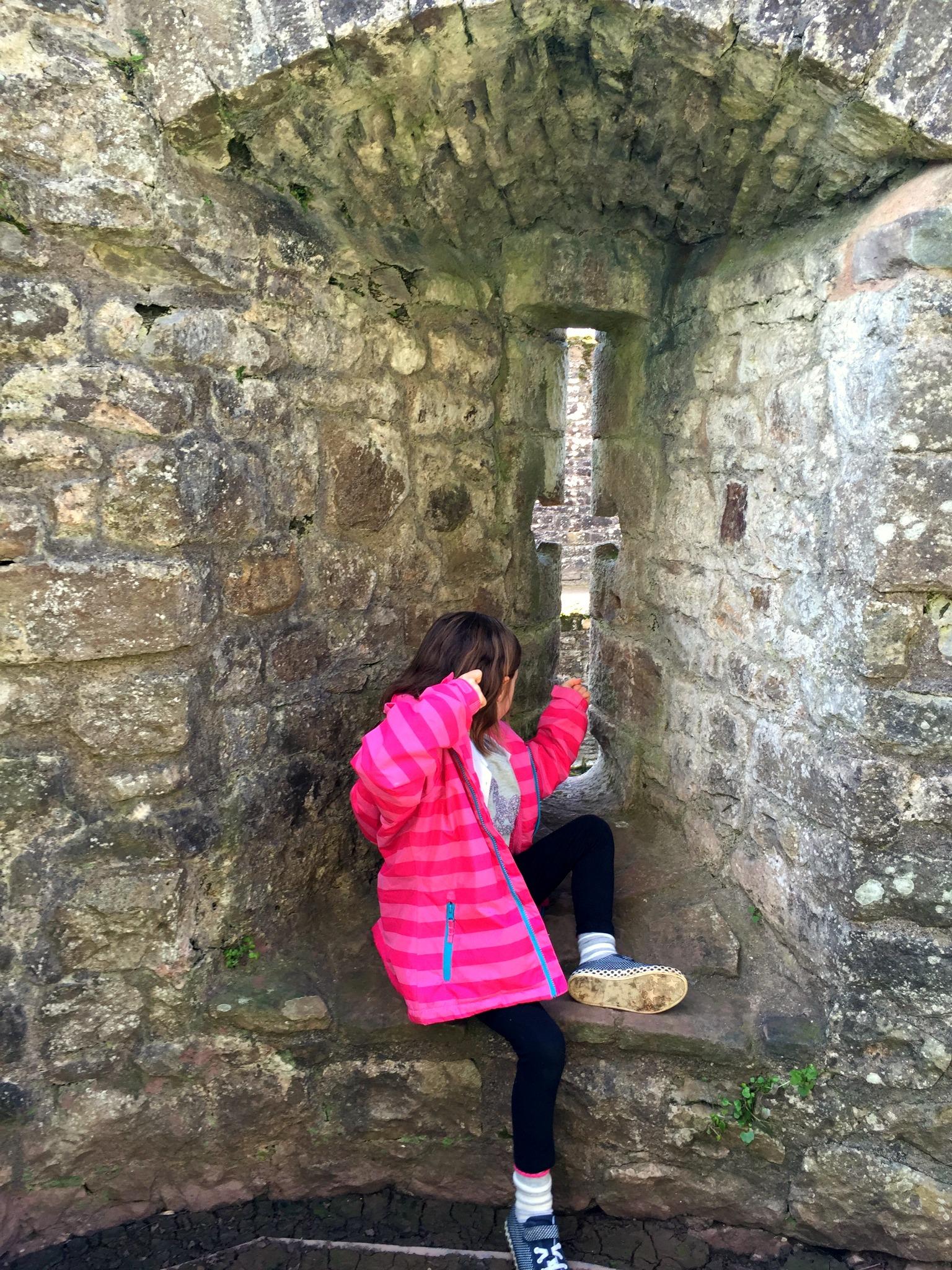 Raglan Castle 17