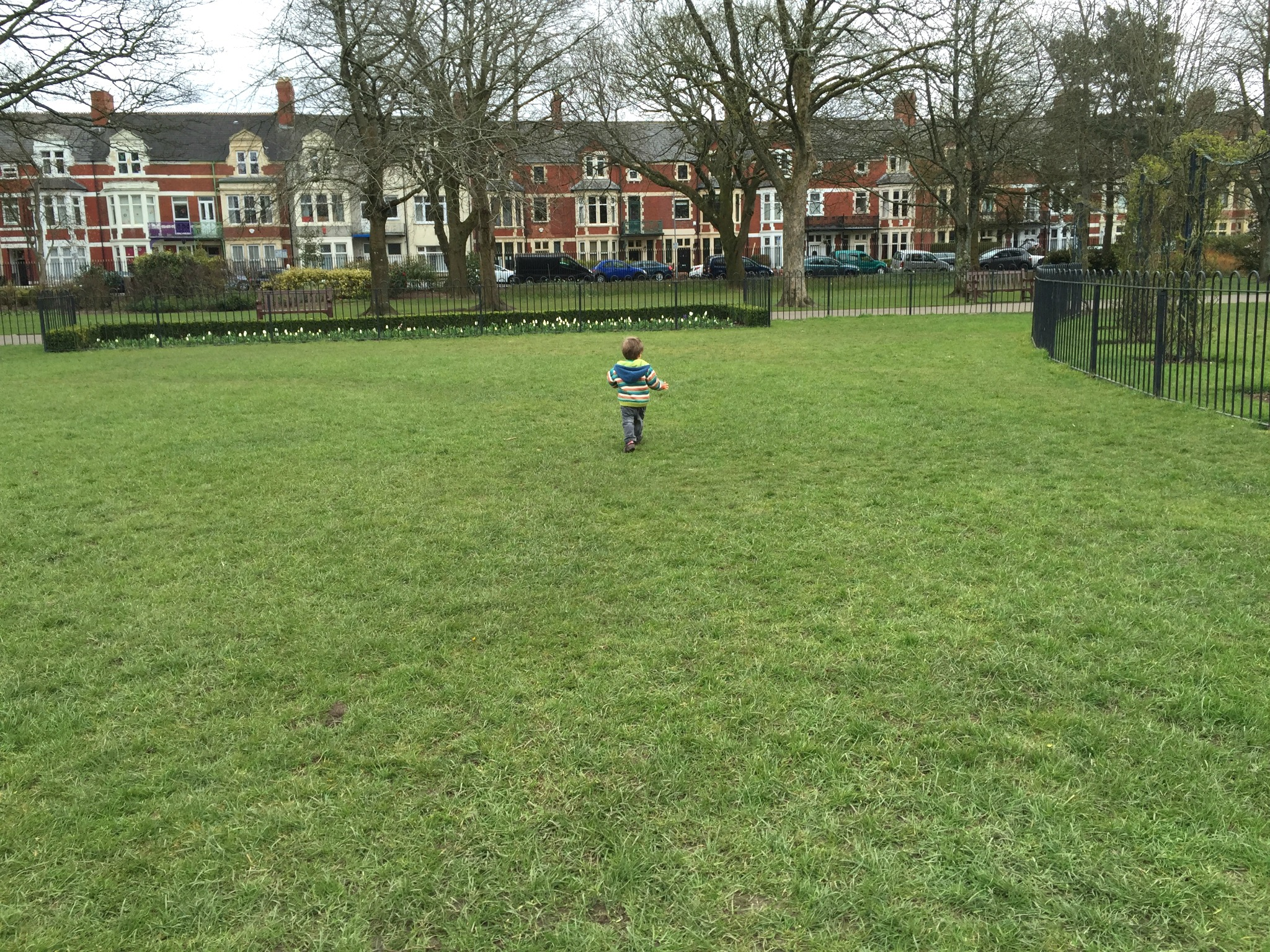 Victoria Park Cardiff