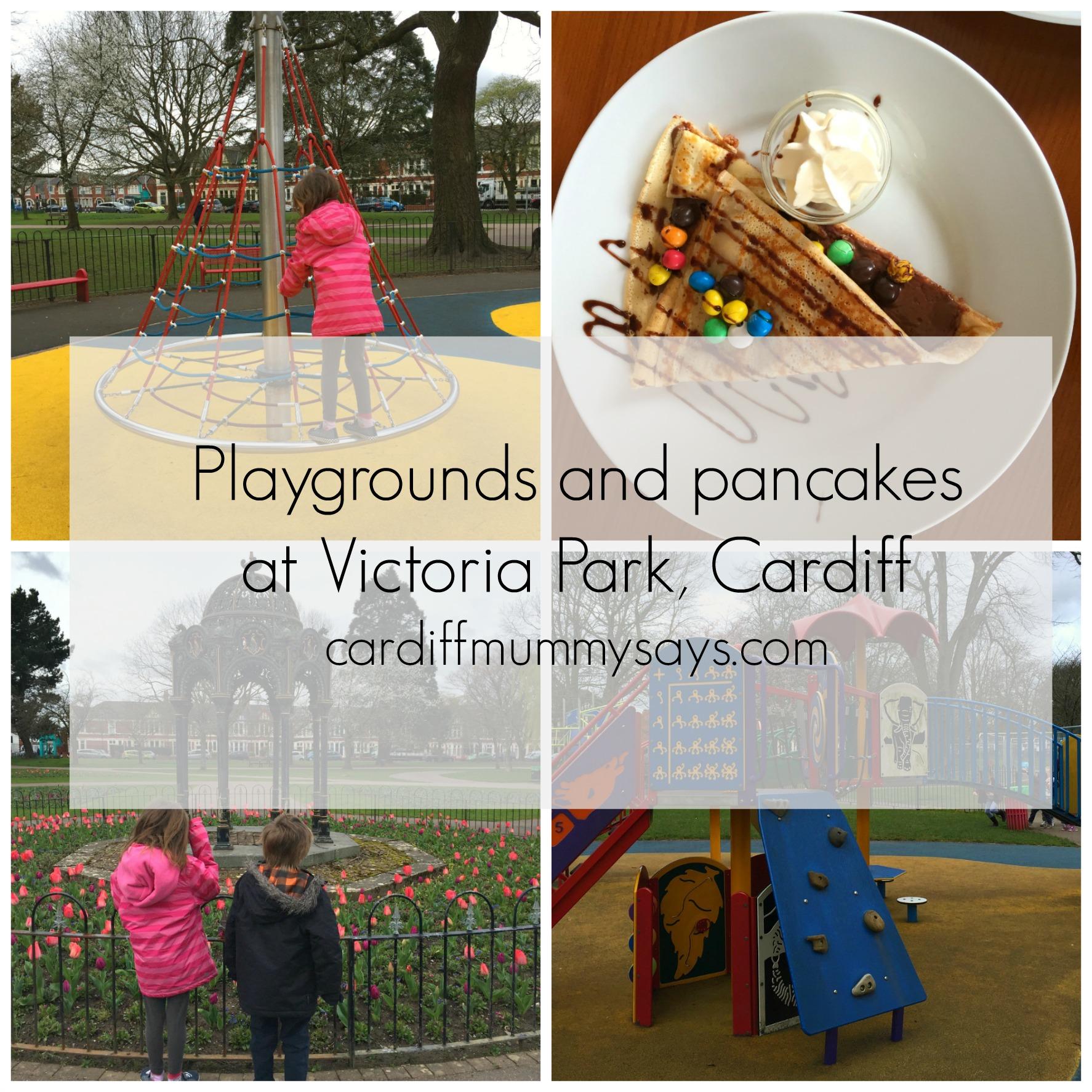 Victoria Park Collage 5
