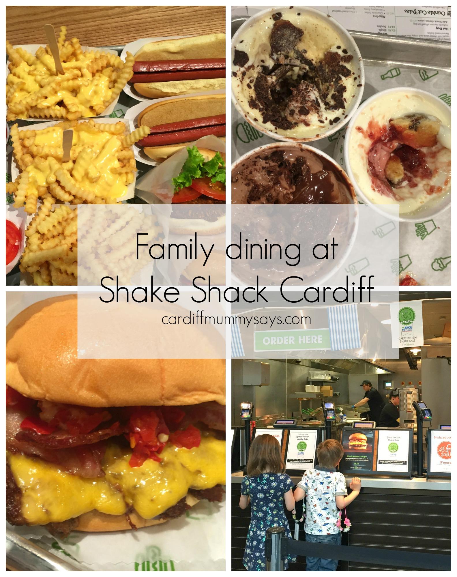 Shake Shack Cardiff
