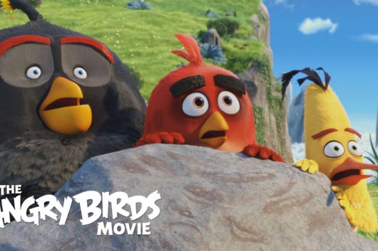 The Angry Birds Movie Review