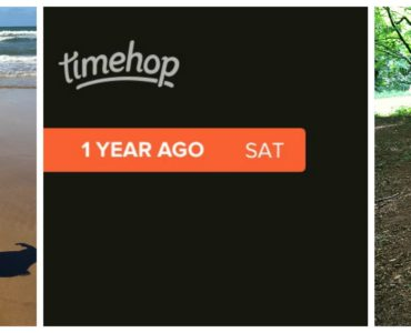 Timehop collage 2
