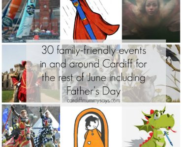 June 2016 Events with text