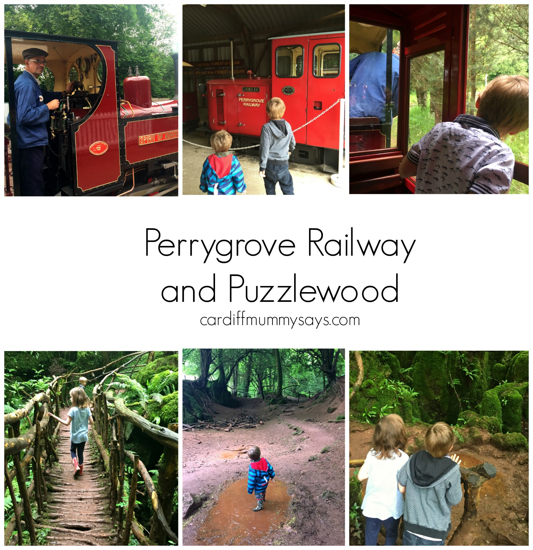 Perrygrove Railway and Puzzlwood
