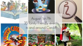 1-7 August 2016 events collage
