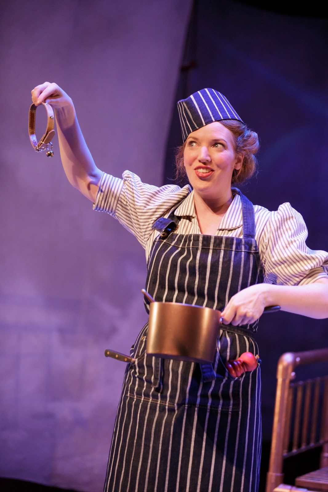 Polly Smith as The Butcher