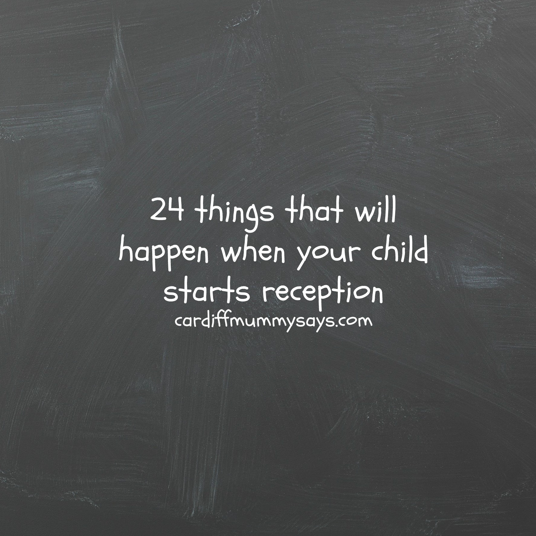 26 08 2016 24 things that will happen when your child starts reception