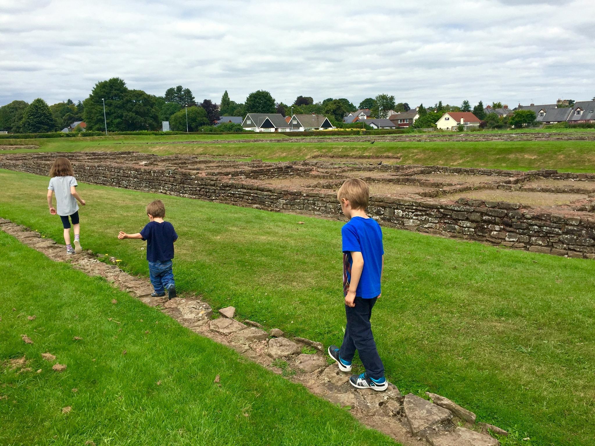 Caerleon Roman Barracks