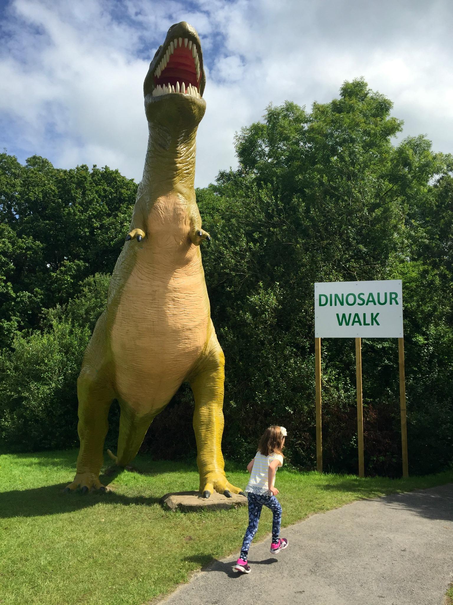 Tenby Dinosaur Park